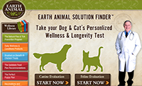 Earth Animal Solution Finder
